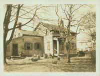 Gravesend: 2130 Gravesend Avenue, formerly Spellman House, east side of Gravesend Avenue between Avenue S and Avenue T, April 1923.