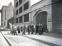 Eagle Pencil Company strike, 731 East 13th Street, June-July 1938.