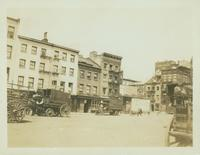 Lower Manhattan: 20 Catherine Slip, south side, west of South Street, 1924.
