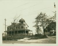 Jamaica: A. Colyer House, southeast corner of Jamaica Avenue and 197th Street (Carpenter Avenue), Hollis, 1923.