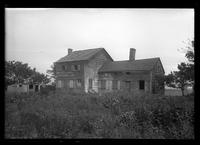 Flatlands: S. Van Dyke House, [Mill Road or Lane at E. 53rd Street, 1922.]