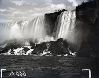 Cave of the Winds and Rock of Ages, Niagara Falls, N.Y., undated.