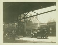 Jamaica: 476 to 478 Fulton Street, south side of Jamaica Avenue, 1922. Demolished 1924.