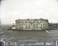 Castle Williams, Governor's Island, New York City, undated.