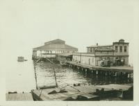 New Utrecht: Captain's Pier on Gravesend Bay, at the foot of 20 Avenue, Bensonhurst, 1922.