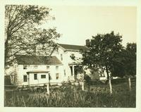 Jamaica: Lamberson House, west side of Farmers Avenue about 250 feet south of Merrick Road, opposite the Methodist Church, 1923.
