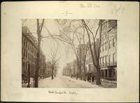 Brooklyn: Pierrepont Street, undated. H.B. Claflin residence and others.