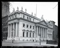 Appellate Division, New York State Supreme Court, northeast corner of 25th Street and Madison Avenue, 1907. Built 1900.