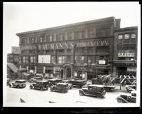 Baumann's Furniture, East 149th Street and Third Avenue, Bronx, New York City, undated.