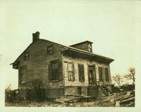 Long Island City: John Alsop House, on high ground south of Old Bowery Road, north of Wolcott Avenue and east of DeBevoise Avenue (later 2nd Avenue), 1923. Demolished by 1925.