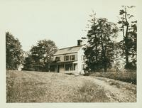 Flushing: Bloodgood House, built 1777, south side of Broadway [i.e. Northern Boulevard] at 15th Street, 1922.