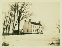 Flushing: Abraham Remsen House, North Hempstead Turnpike, north side, west of Jamaica Avenue, 1923.