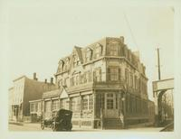 Gravesend: Adelphi Hotel, northwest corner of Sheepshead Bay Road and E. 15 Street, Sheepshead Bay, 1923.