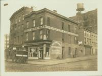 Brooklyn: Old Star House, northeast corner of Kent Avenue and Clymer Street, 1923.