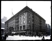 Astor House, Broadway between Vesey Street and Barclay Street, New York City, 1913.