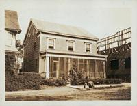 New Utrecht: 8154 Bay 16 Street, about 100 feet north of 84 Street, 1922.