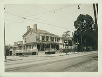New Utrecht: Hartman's Hotel, 9924 and 9926 4 Avenue, northeast corner of 100 Street, Fort Hamilton, 1922.