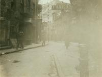 Lower Manhattan: Doyer Street between Pell and Bowery, Chinatown, undated