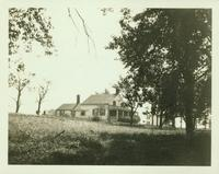 Jamaica: Peter Hendrickson House, east side of Springfield Road about 800 feet south of the Convent of the Little Sisters of the Poor, 1922.
