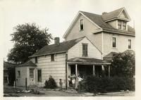 Flatbush: 221 E. 28th Street near Beverley Road, 1922.