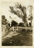 Flatlands: Jacobus Schenck House, near Canarsie Lane and the junction with Rockaway Avenue and Avenue N, Canarsie, 1898. Demolished ca. 1912.