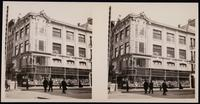 New York City: Knickerbocker Jewelry Company, Fifth Avenue and 16th Street, undated. Stereograph.