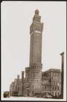 New York City: 71st Regiment Armory, southeast corner of 34th Street and Fourth Avenue, undated.