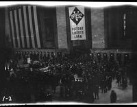 New York City: [interior of Grand Central Terminal], undated [ca. 1918].