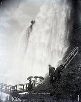 Cave of the Winds, Niagara Falls, N.Y., undated.