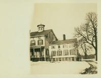 Flushing: Elbert Suydam House, north side of Hempstead Turnpike west of Jamaica Avenue and the Thomas Whitson House, 1923.