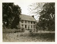 Richmond County: Christopher Billop House, Tottenville, May 1925.