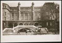 New York City: American Museum of Natural History, West 77th Street, undated.