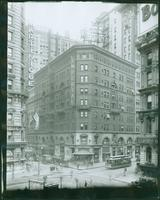 Hotel Imperial, Broadway at 32nd Street, New York City, 1921. (Roege 9358)