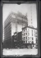 219 - 220 West 38th Street, New York City, 1922. Rephoto.
