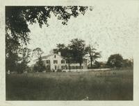 Jamaica: John Williamson House, west side of Sutphin Boulevard (old Rockaway Road) on line of 112th Avenue, 1922.