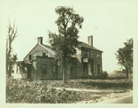 Jamaica: Alexander Carpenter House, east side of Farmers Avenue about 150 feet south of 120th Road, 1922 or 1923.