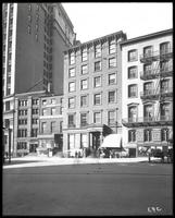 Broadway, west side, no. 13-19, New York City, undated.