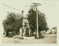 Jamaica: Maple Grove Summer Garden at the junction of Jamaica Avenue (north side), Metropolitan Avenue, and Kew Gardens Road (Kenton Road), 1923.