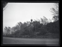 New Utrecht: Bliss Castle tower, Bay Ridge, undated.