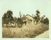 Jamaica: Alexander Carpenter House, east side of Farmers Avenue about 150 feet south of 120th Road, 1923.