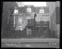 361 - 363 West 23rd Street, New York City, 1928. [361 W. 23rd Street former home of  Lillie Langtry.]