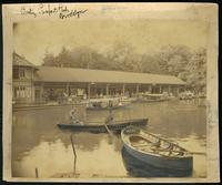 Brooklyn: boating in Prospect Park, undated.