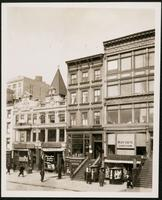 New York City: 163-169 West 23rd Street, undated.