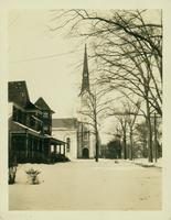 Flushing: First Congregational Church, Bowne Avenue and Lincoln Avenue, 1923.