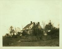 Long Island City: George Kouwenhoven House, north side of Old Bowery Road, west of Blackwell Street, 1923.