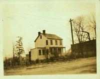 Newtown: 315 Queens Boulevard, north side, just east of the disposal plant, 1923.