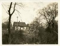 Newtown: A.R. Luyster House, north of Flushing Avenue at 22nd Street, 1923.