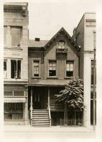 Brooklyn: 285 Livingston Street, between Hanover Place and Nevins Street, 1922.