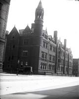 Columbia College, Madison Avenue and East 50th Street, New York City, April 28, 1891.