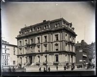 A.T. Stewart residence, Fifth Avenue and 34th Street, New York City, undated.